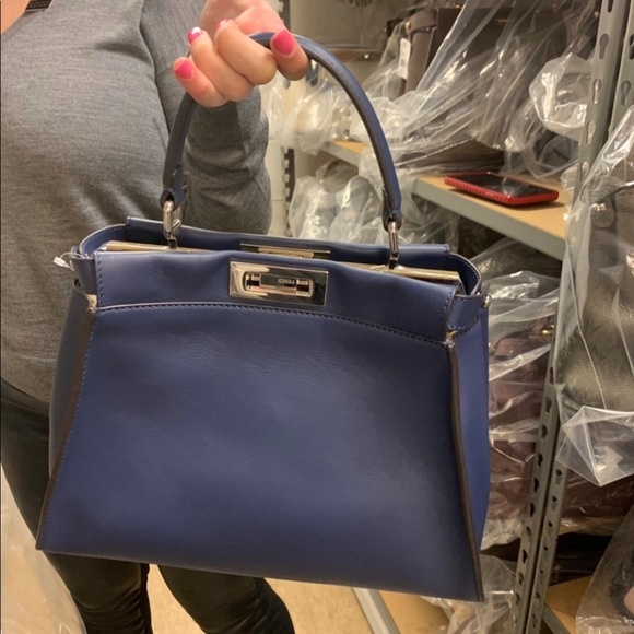 Fendi Handbags - Fendi Medium Peekaboo Bag MSRP $5450